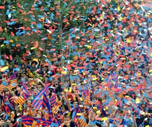 Barca, Barcelona, and deportes image