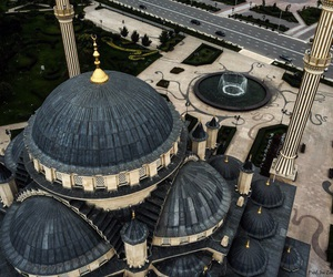 islam, mosque, and turkey image
