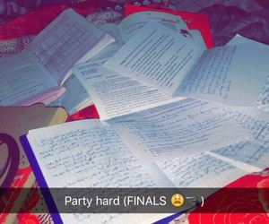 exams, filters, and finals image