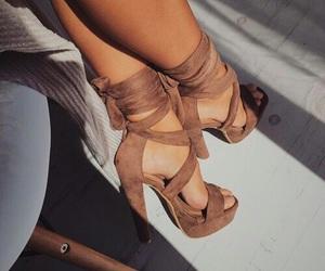 beautiful, shoes, and fashion image