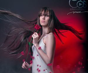 cosplay, yuki kuran, and roses image