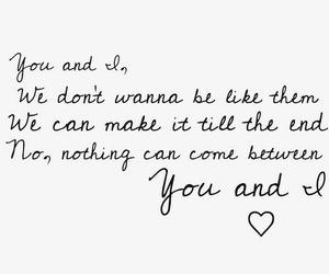 one direction, you and i, and quote image