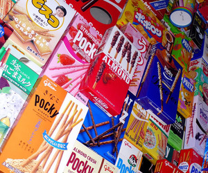 pocky and japan image