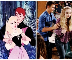 couple, disney, and lucaya image