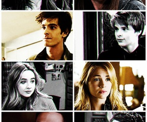 couple, lucaya, and love image