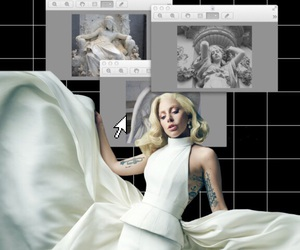Lady gaga and lockscreens image