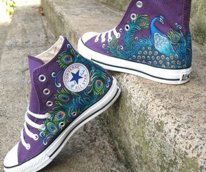 all star, chic, and shoes image