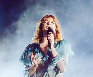 florence and the machine, Lollapalooza, and show image