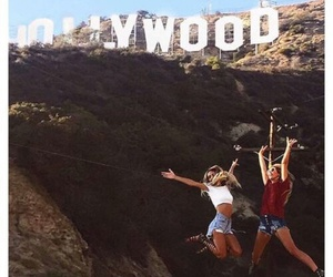 hollywood, girls, and summer image