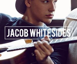 jacob whitesides, boy, and guitar image