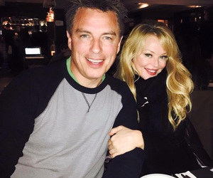 arrow, john barrowman, and charlotte ross image
