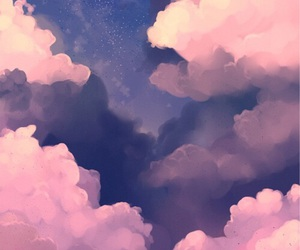 clouds, wallpaper, and sky image