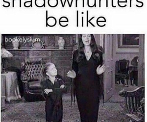 black, the mortal instruments, and shadowhunters image