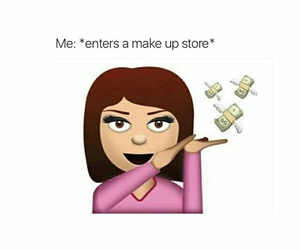 money, emoji, and funny image