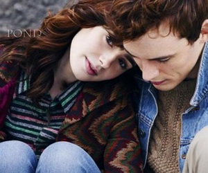 lily collins, sam caflin, and love rosie image