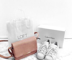 fashion, shoes, and Calvin Klein image