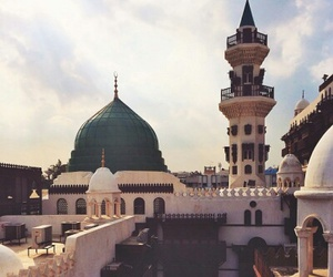 islam, mosque, and muslim image
