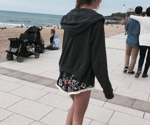 Biarritz, sun glasses, and ootd image