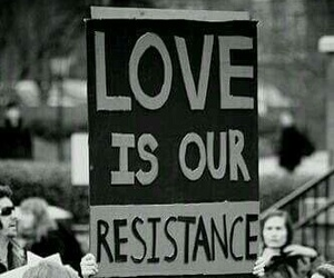 love, muse, and resistance image