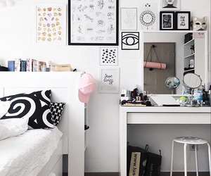 bedroom, stuff, and things image