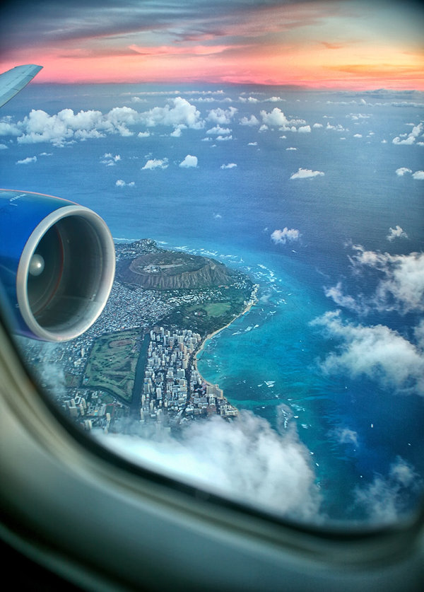 Enjoyable Window Seat To Hawaii By Isacg On Deviantart Ibusinesslaw Wood Chair Design Ideas Ibusinesslaworg