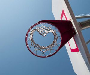 Basketball, sport, and love image