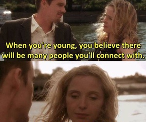 before sunset, believe, and connect image