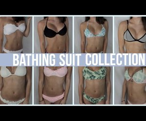bathing suits, summer, and Sunny image