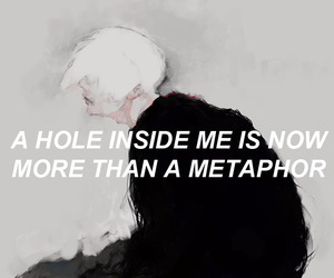 grunge, quote, and beautiful image