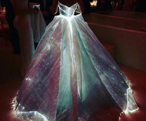 amazing, light, and dress image
