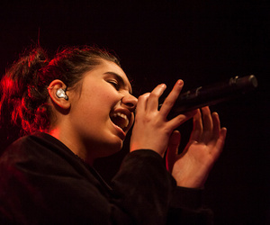 concert, indie, and alessia image