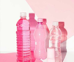 pink, water, and aesthetic image