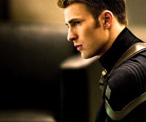 captain america, chris evans, and Marvel image