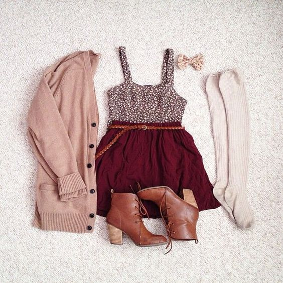 fall outfits for teen girls with knee high socks | Ask me a Question {: Submit just me & my thoughts...: