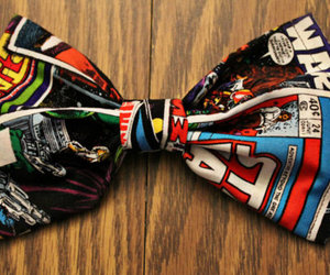bow, bow tie, and star wars image