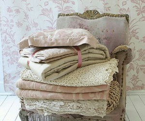 bedding, home decor, and pink image