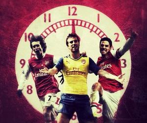 Arsenal, footballers, and flamini image