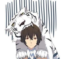 anime, atsushi, and bungou stray dogs image