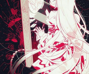 pandora hearts, alice baskerville, and anime image
