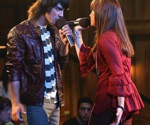 camp rock, demi lovato, and Joe Jonas image