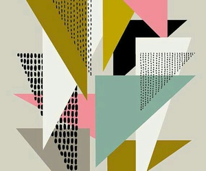 abstract, pattern, and shapes image