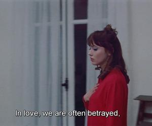 60s, anna karina, and movie image