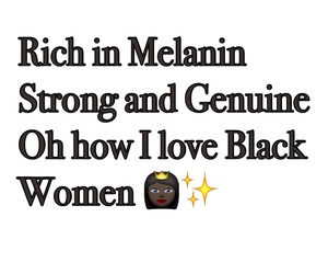 queens, darkskin, and melanin image