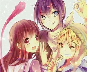 noragami, anime, and yukine image