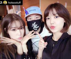 snsd, sooyoung, and tiffany image