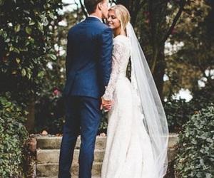 wedding, love, and photography image