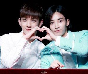 Seventeen, jeonghan, and joshua image