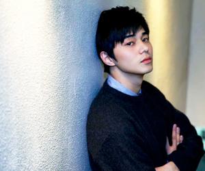 asian boy, handsome, and masahiro higashide image