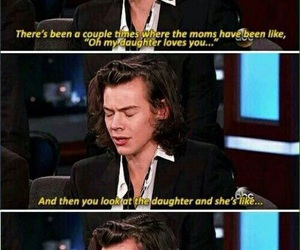 Harry Styles, one direction, and funny image