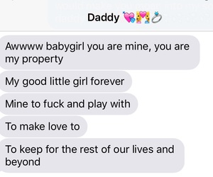 cute text, daddy, and Relationship image